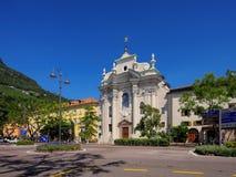 Bozen Abbey Muri-Gries Lizenzfreie Stockfotografie