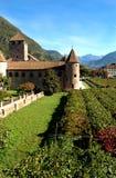 Bozen, Italien â Schloss Mareccio Lizenzfreies Stockbild