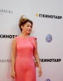 Bozena Rynska,专栏作家 免版税库存图片