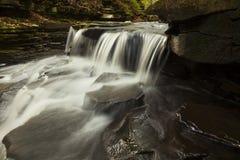 Bozenkill-Wasserfall Stockfoto