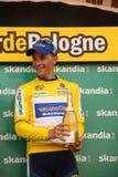 Bozic Borut - Tour de Pologne 2009 Stock Images
