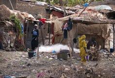 bozo bamako вне села стоковые изображения rf