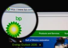 BP Стоковое Изображение