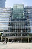 BP总部,港区,伦敦 免版税库存照片