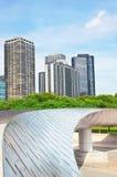 BP überbrücken (Chicago) Stockfoto