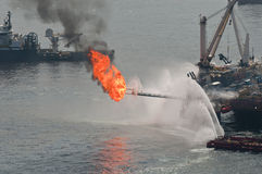 BP Deepwater Horizon Oil Spill Stock Photography