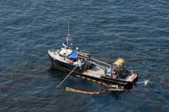 BP Głębokowodny Horyzontu Wyciek Ropy Zdjęcia Royalty Free