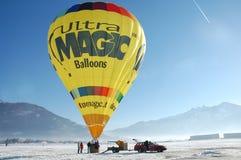 BP intoxica o troféu 2010 do balão Imagem de Stock Royalty Free