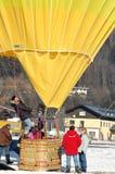 BP intoxica o troféu 2010 do balão Fotos de Stock