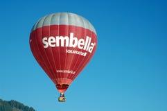BP intoxica o troféu 2010 do balão Fotografia de Stock Royalty Free