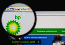 BP Stock Image