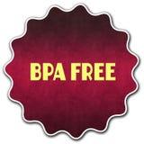 BPA LIBERANO intorno al distintivo Immagini Stock Libere da Diritti