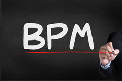 BPM - Business Process Management Stock Images