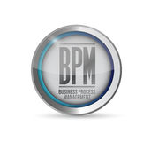 Bpm business process management Stock Photos