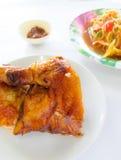 Brânquia da galinha Fotos de Stock