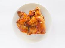 Brânquia da galinha Foto de Stock