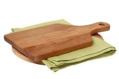 Bräde och torkduk för stilleben royaltyfri foto