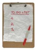brädegemet listar till Arkivbild