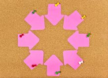 brädeinformation Royaltyfri Foto