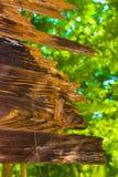 bräden bruten kant Fotografering för Bildbyråer