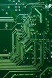 bräden circuit utskrivavet Arkivbild