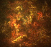 brännhet bg Royaltyfri Foto