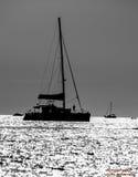 bränning för hav för fin guld för nedgång slags Royaltyfri Fotografi