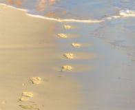 bränning för sommar för stenar för strandkustcyprus medelhavs- sand Royaltyfria Foton