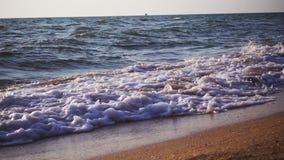 Bränningen på morgonhavet, ultrarapid lager videofilmer