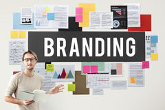 Brännmärka den Copyright etiketten Logo Marketing Sign Concept Royaltyfri Bild