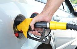 Bränsle Fotografering för Bildbyråer