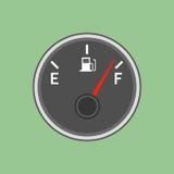 Bränsleavkännareillustration Arkivbilder