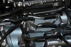 bränsleinsprutningspumpar Fotografering för Bildbyråer