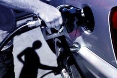 bränslepump Fotografering för Bildbyråer