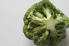 Brócolis da couve Fotografia de Stock