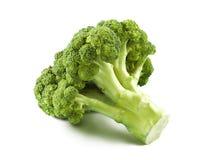 Brócolos isolados Fotografia de Stock Royalty Free