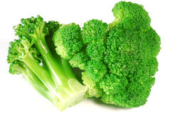 Bróculi Imagen de archivo libre de regalías