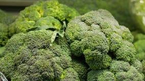 Bróculi en el contador metrajes
