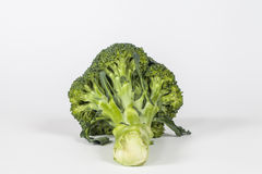 Bróculi fresco aislado Imagen de archivo
