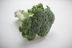 Bróculi sin procesar Foto de archivo libre de regalías