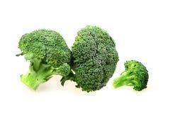 Bróculi vegetal de la col Imagen de archivo