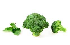 Bróculi vegetal de la col Imagenes de archivo