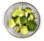Bróculos 011 Imagem de Stock