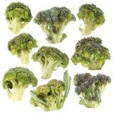 Bróculos. Imagens de Stock