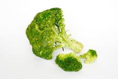 Bróculos da dieta fotos de stock