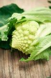 Bróculos do Romanesque Imagem de Stock Royalty Free