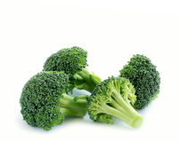 Bróculos frescos Fotos de Stock