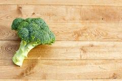 Bróculos frescos foto de stock royalty free
