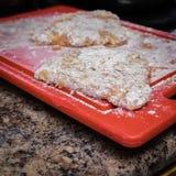 bröad meat Royaltyfria Foton