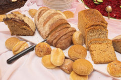 bröd 4 Arkivfoto